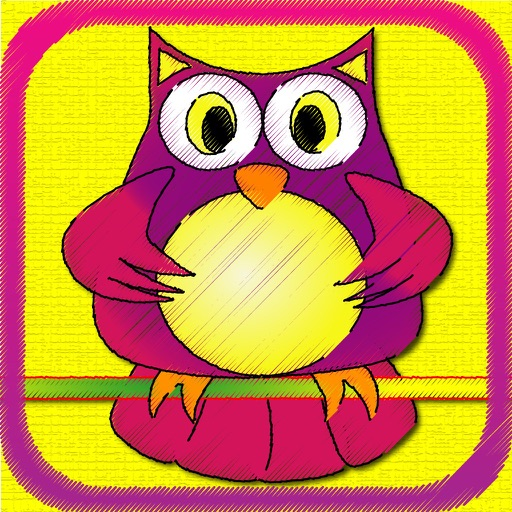 Погремушка Сова - игры для девочек и мальчиков, колыбельные для малышей и развивающие игры для детей