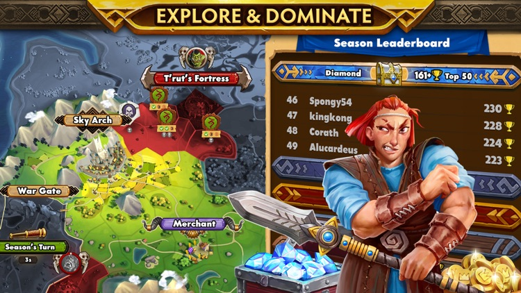 Warlords - Turn Based Strategy screenshot-3