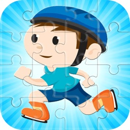 Kid Jigsaw Puzzles Games for kids 2 to 7 years old