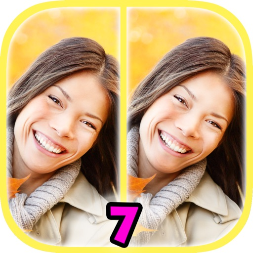 Find Differences 7 iOS App