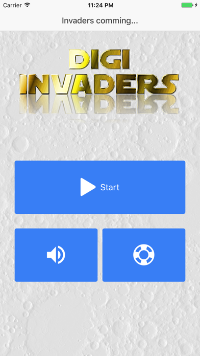 Digi Invaders screenshot two