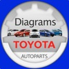 Toyota Parts Diagram & VIN