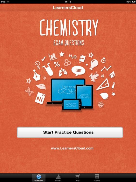 GCSE Chemistry: Questions