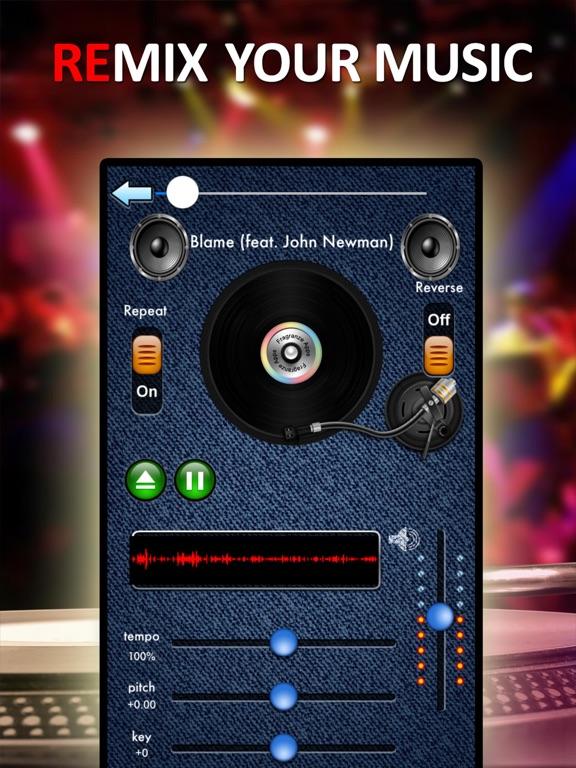 iRemix Free - Portable DJ Music Editor & Remixer | App Price