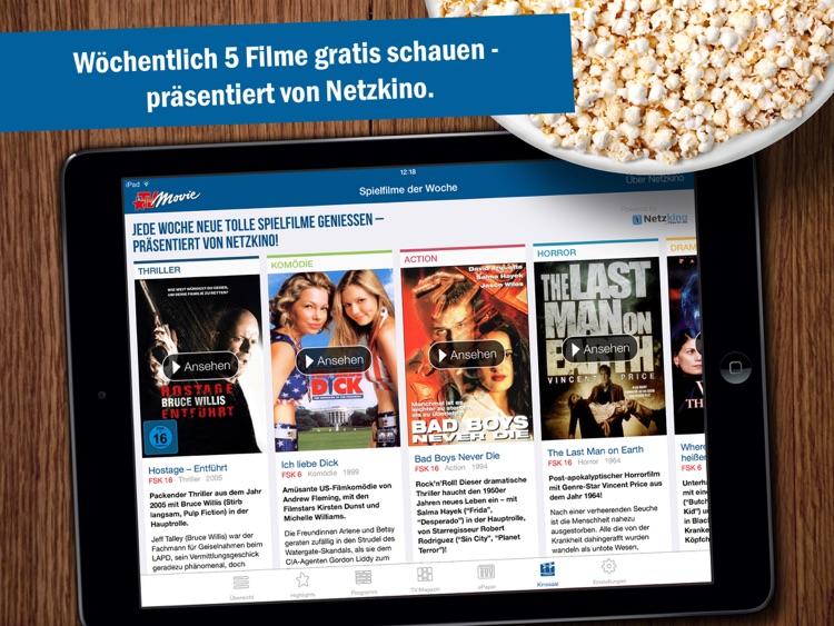 TV Movie HD - TV Programm screenshot-4