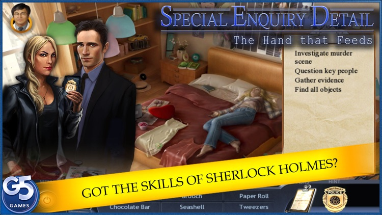 Special Enquiry Detail® : The Hand that Feeds screenshot-0