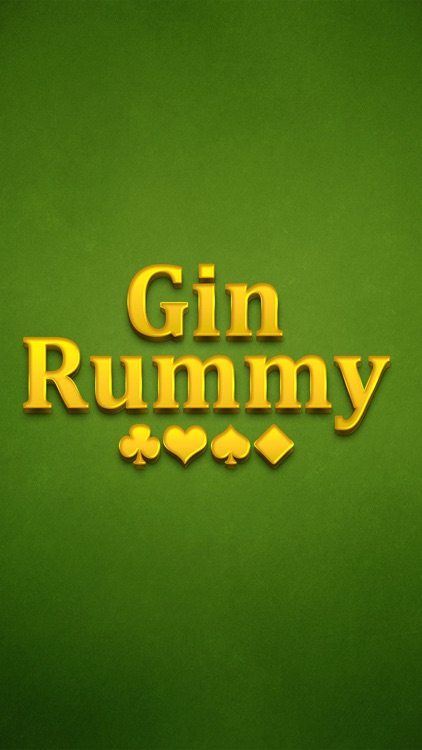 Gin Rummy Deluxe - The Best Classic Card Game screenshot-3
