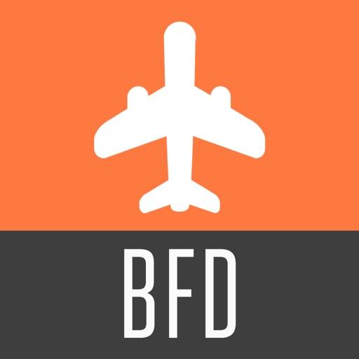 Bradford Travel Guide and Offline Street Map