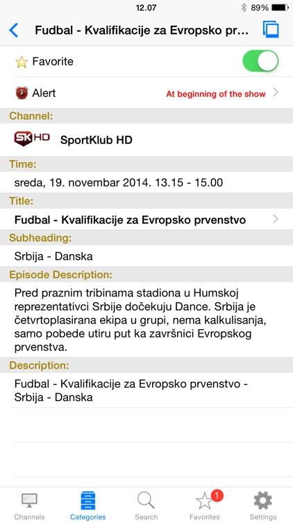 Serbian TV+ screenshot-3