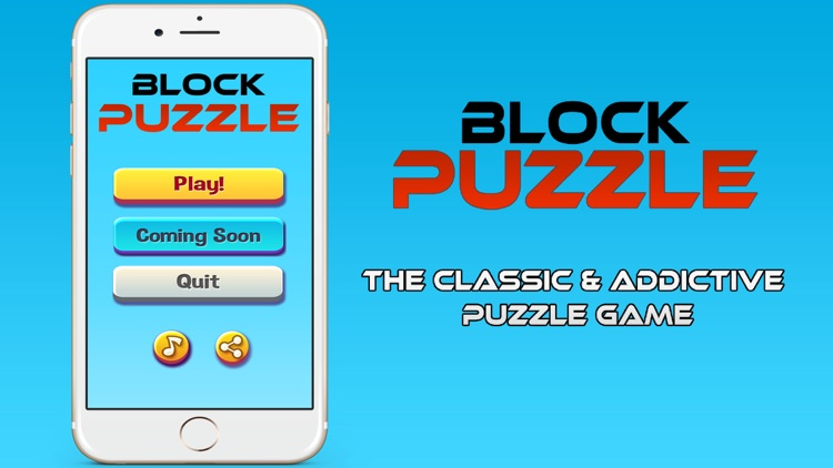 Mobo Tetris - Block Puzzle screenshot-0