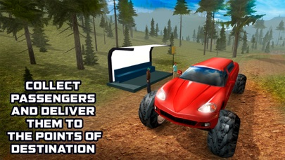 Offroad Hill Limo Driving Simulator 3D screenshot three
