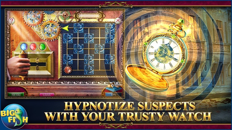 Danse Macabre: Lethal Letters - A Mystery Hidden Object Game (Full) screenshot-2