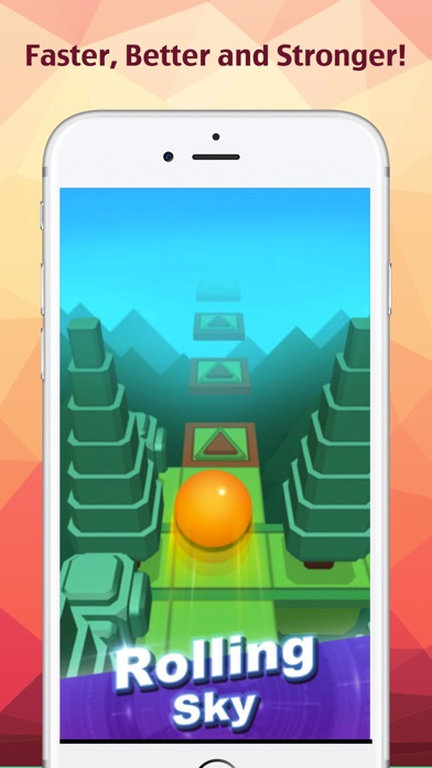 Rolling Falling Balls Bouncing Pin Adventure Game Screenshot