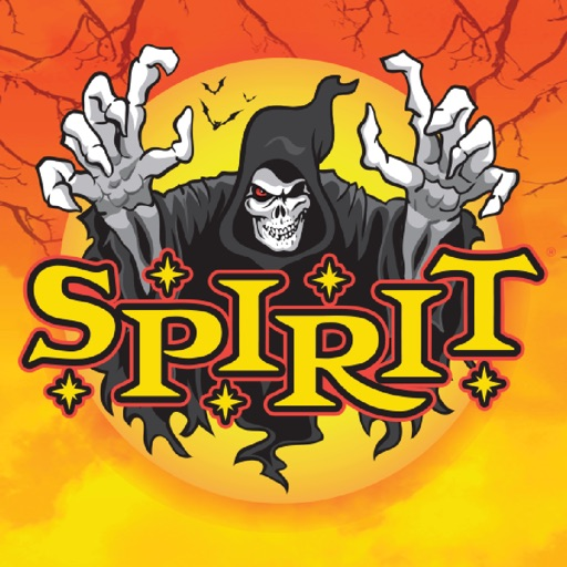 Spirit Halloween Stickers