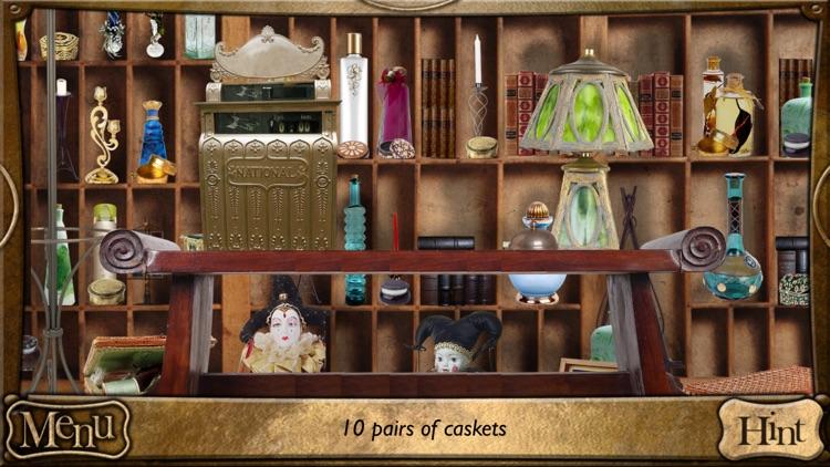 Hidden Objects : Detective Sherlock Holmes screenshot-3