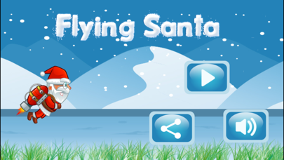 Flying Santa Claus - Christmas Gifts screenshot three