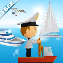 Boats and Ships for Toddlers and Kids : play with sea vehicles ! FREE game