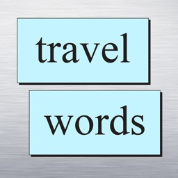 fridge words Travel Sticker Pack