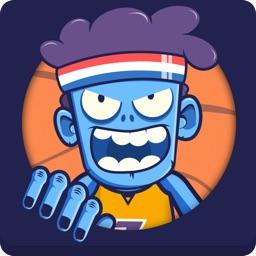 Zombies vs Basketball