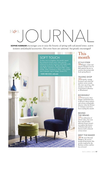 Homes & Antiques Magazine screenshot-3