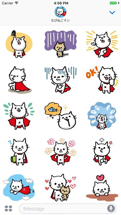 ChibiNekoMan Stickers