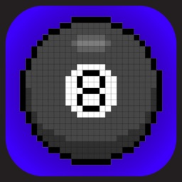 Magic 8 bit 8 ball