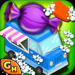 Crazy City Truck Wash – Candy Kids & Teens Game 17