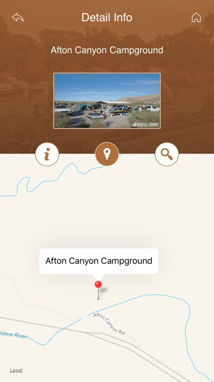 California Camping Guide screenshot-3