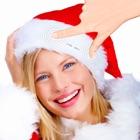 圣诞老人帽子展位 icon