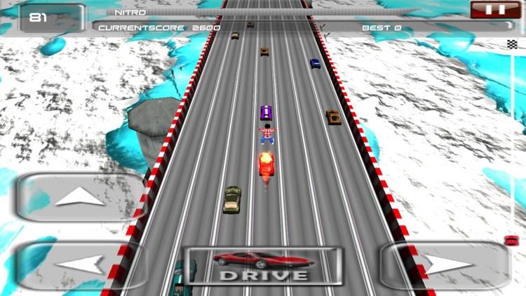 Road Rage ( 3D Car Racing Games ) screenshot-4