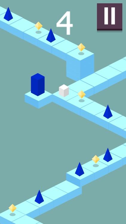 Crazy Spiral Block Tower Arcade