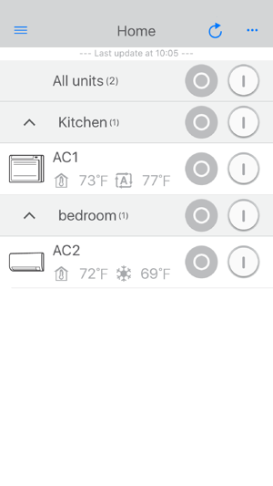 Daikin Comfort Control on the App Store