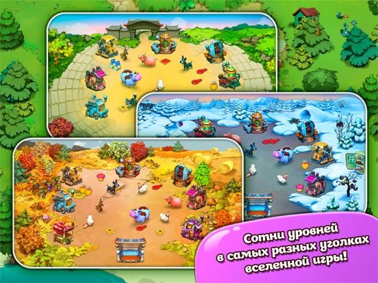 Игра Веселая Ферма для ВКонтакте