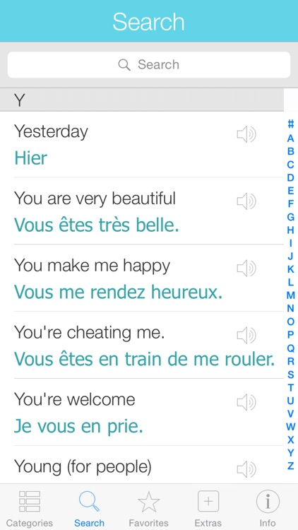 French Pretati - Speak with Audio Translation screenshot-3