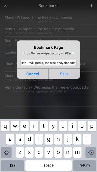 Wiki Pro ウィキプロ - 新しいモバイル読書やブラウザツールのおすすめ画像3