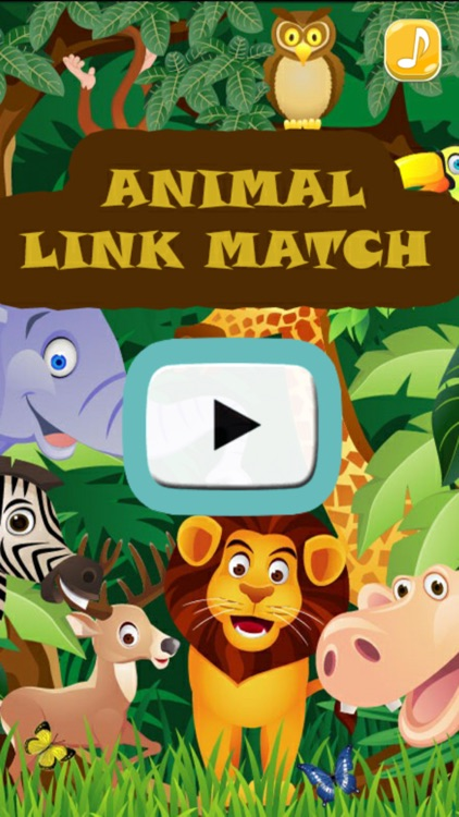 Animal Link Match screenshot-0