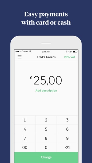 Izettle Go The Easy Pos On The App Store