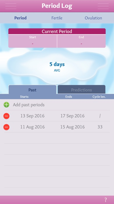 Download Period Diary (Period, Fertile & Ovulation Tracker) for Pc