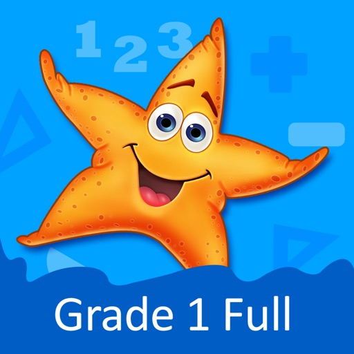 First Grade Splash Math Learning Practice for Kids icon