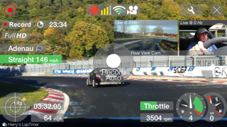 Screenshot for Harry's LapTimer Grand Prix in Germany App Store