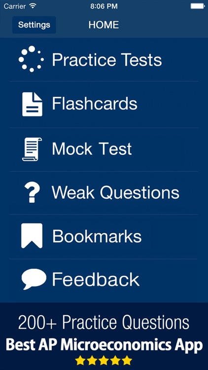 AP MicroEconomics Exams Prep Practice Questions