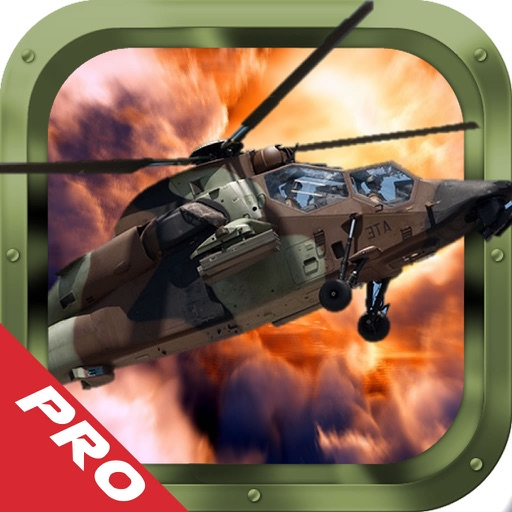Helicopter Combat Sky Pro - Addictive Wargame
