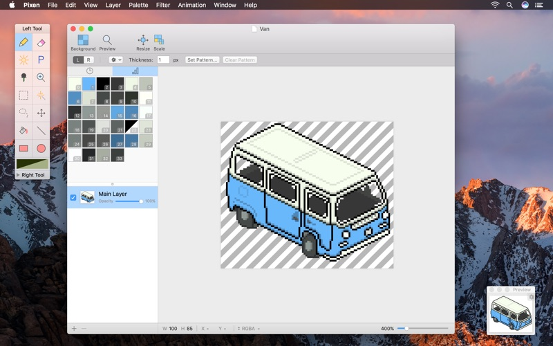 Pixen for Mac