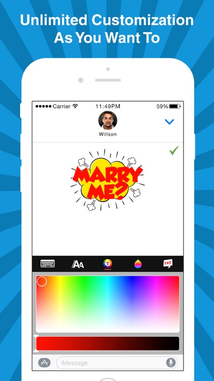 StickyFi - Sticker Maker For iMessage Stickers screenshot-3