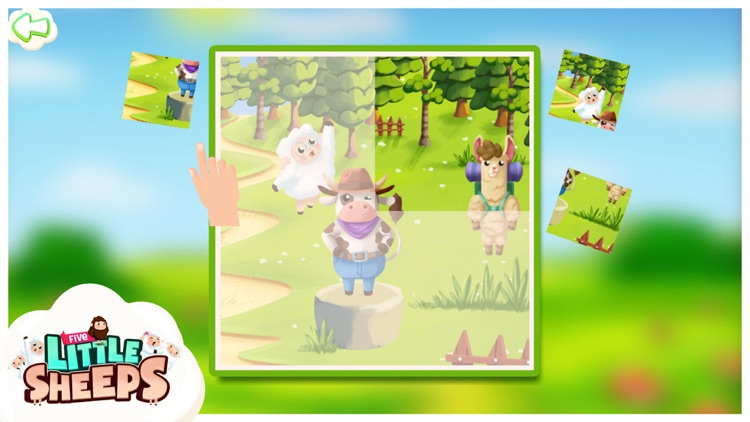 Little Ones - Jigsaw Puzzle screenshot-4