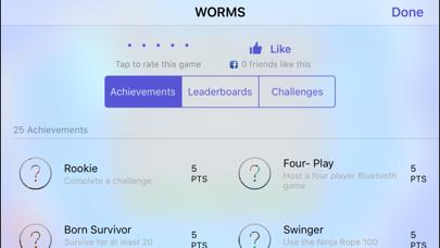 Screenshot for WORMS in Czech Republic App Store