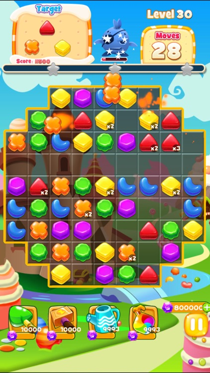 Cookie Crush - 2016 of Candy Match 3 Games