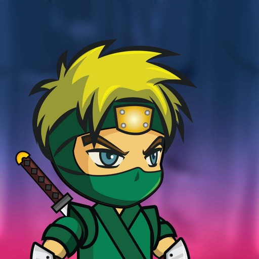 Green Ninja: Underworld