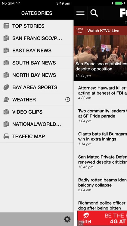 KTVU News for iPad screenshot-3