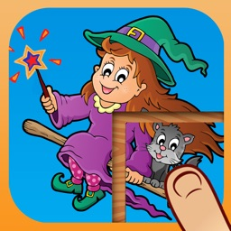 Halloween Puzzle Games For Kids